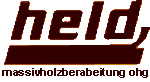 Held Massivholz Partner Balkone Holz-Eismann